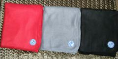3 bath towel Volkswagen logo embroidery