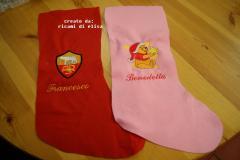 Embroidery Designs for Christmas socks