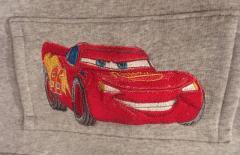 Lightning McQueen machine embroidery design