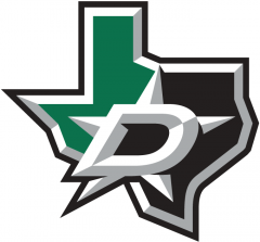 Dallas Stars logo alternate 2014
