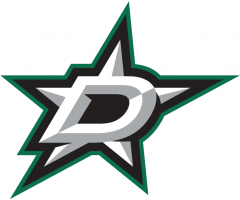 dallas stars primary logo 2014