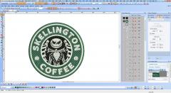 Jack Scellington coffee screenshot