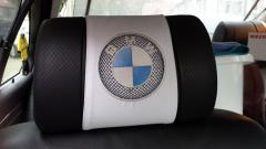 BMW embroidered logo