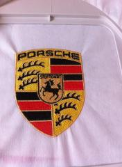 Porshe logo embroidered variant