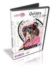 Geisha spirit of Japan CD slick