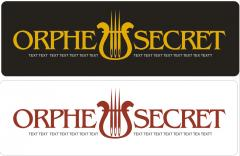 Orfeus Secret logo two variant preview