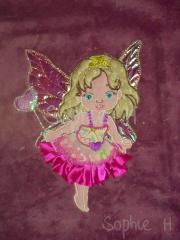 fairy applique
