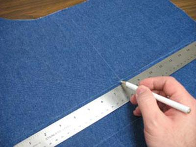 Measure and mark pattern