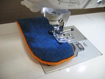 Patern sewing machine