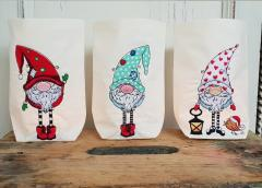 Merry dwarves embroidery designs