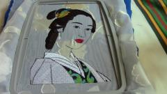 In hoop geisha free embroidery design