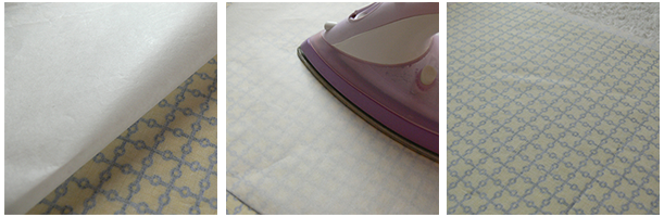 how right using embroidery stabilizer