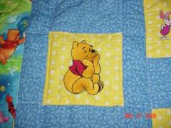 Winnie Pooh machine embroidery design