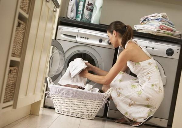 Terry cloth in the washing machine
