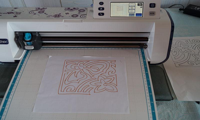 Brother ScanNCut scanning mat