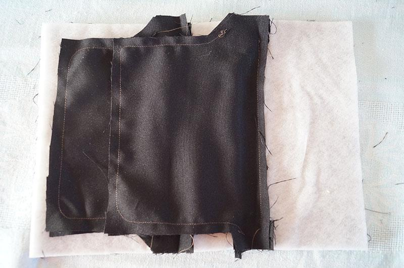 Panels of the bag
