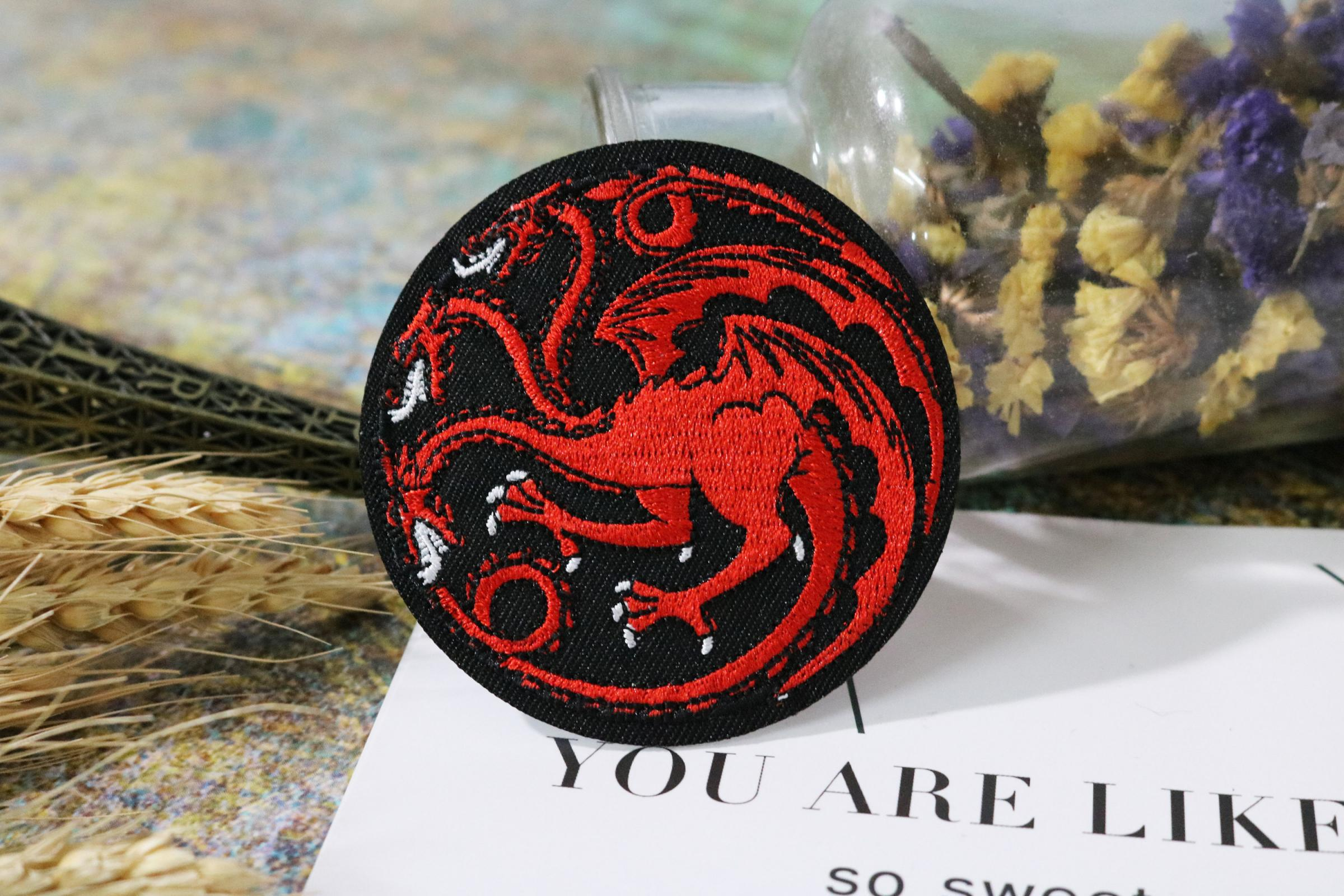 House Targaryen logo design
