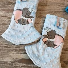 Textile accessory with Dumbo design