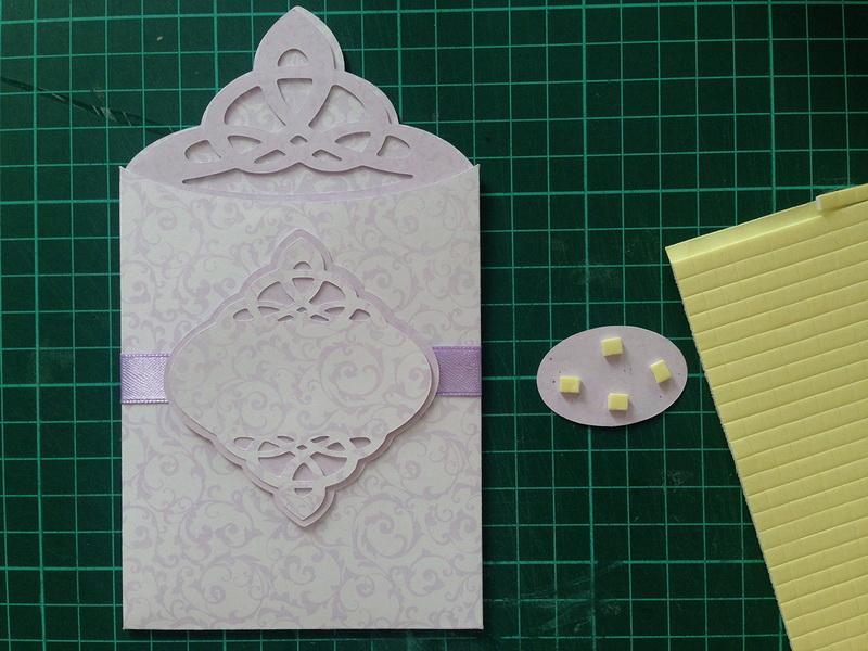 Wedding invitation last element