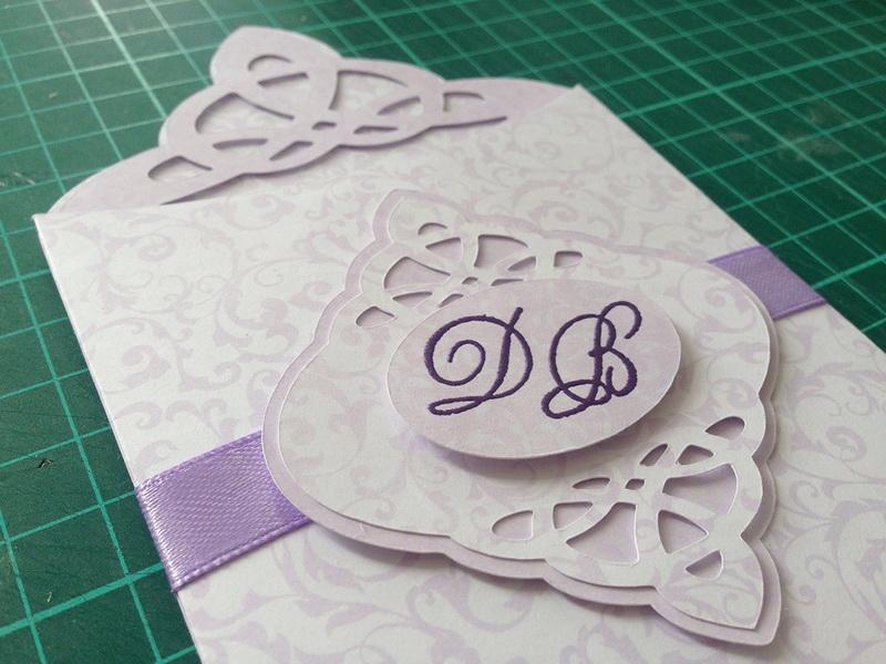Wedding invitation ready