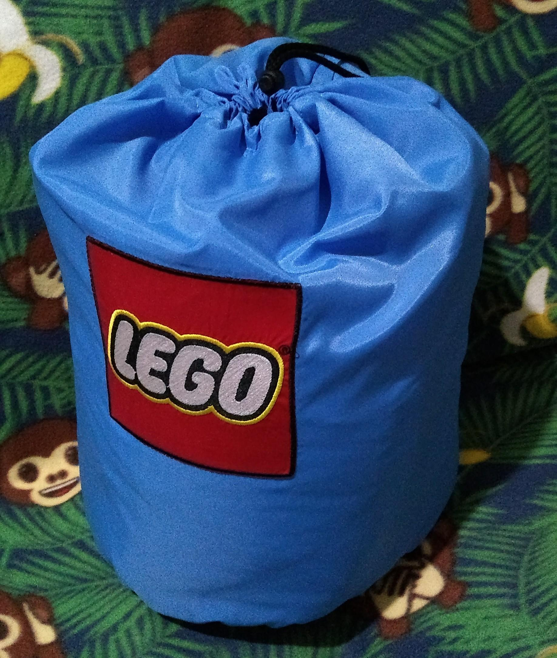 Lego toy bag