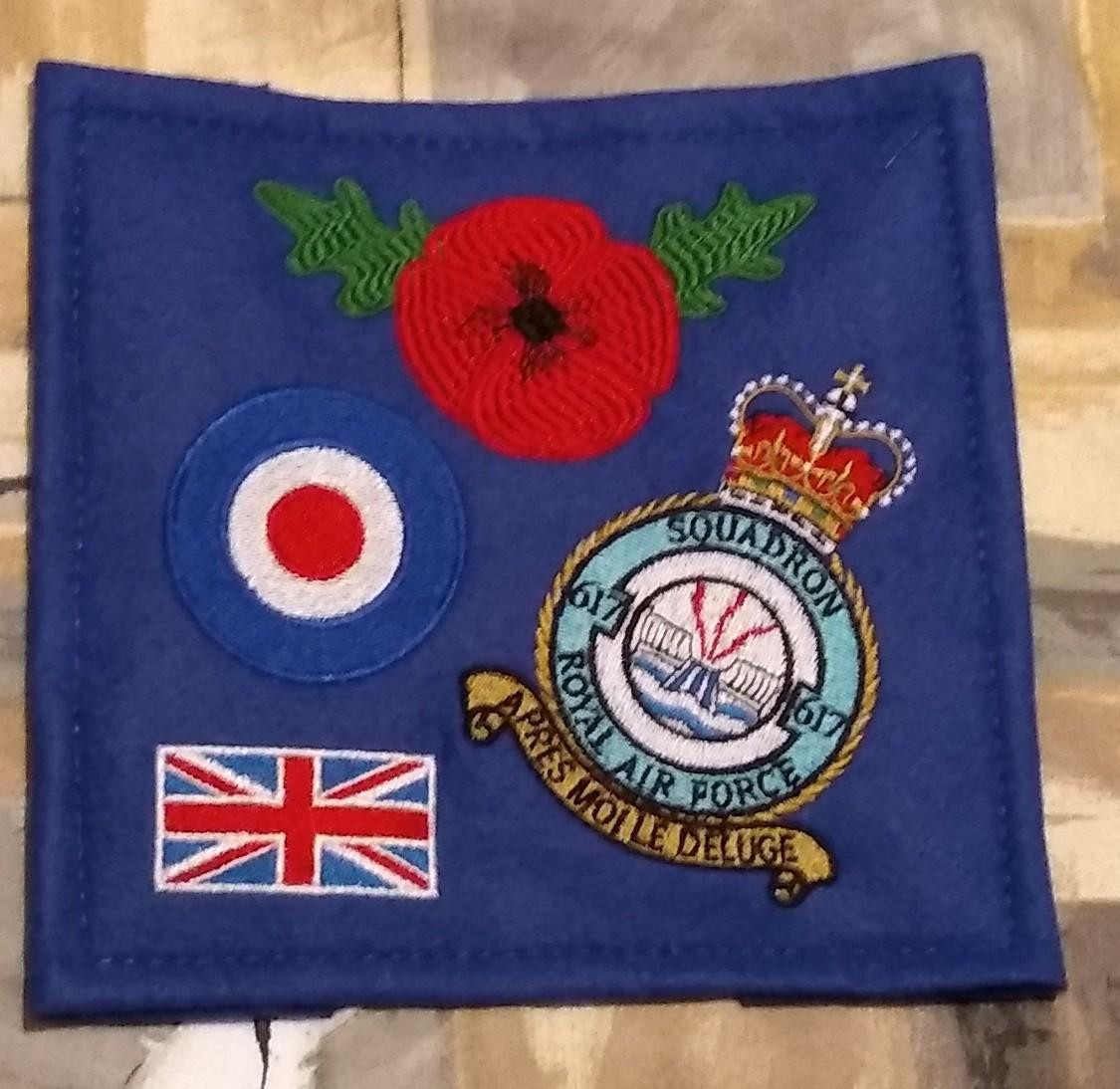 Remembrance Sunday homage