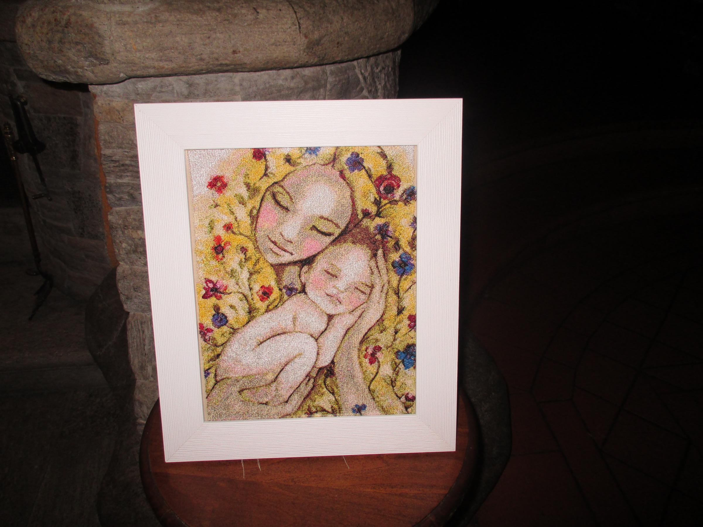 Mother's love design