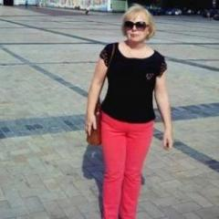 Ольга Строева