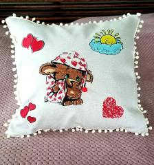 Baby embroidery showcase